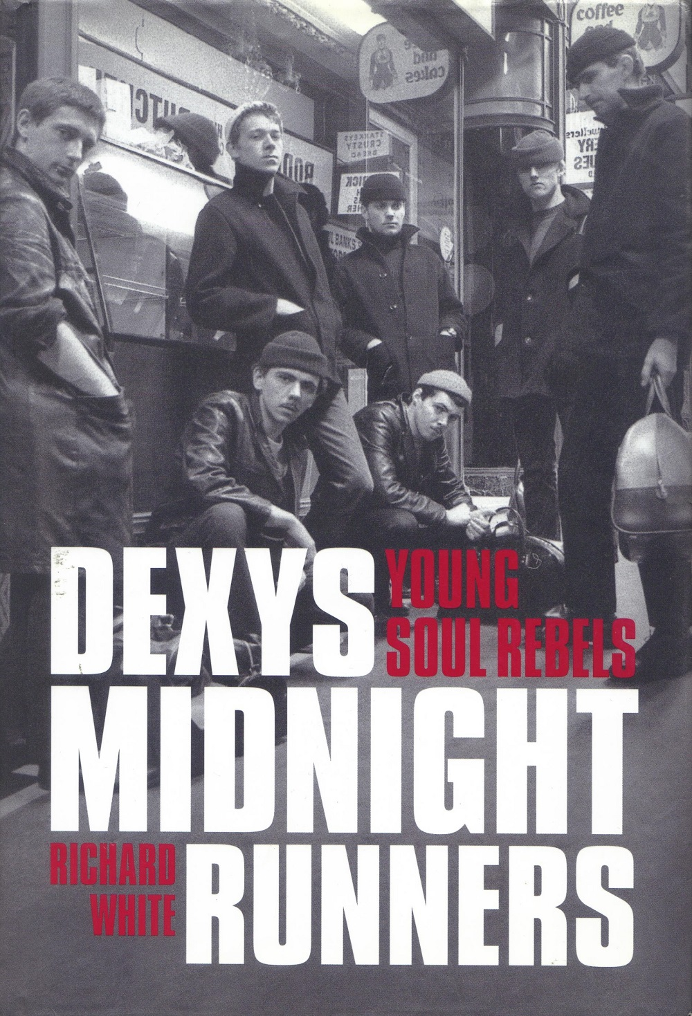 The Midnight Rebels The Midnite Rebels Don't Make Me Over